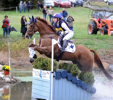 eventing horse thoroughbred thoroughbreds payne holly equestrian training practicalhorsemanmag sport jumping sports caravella horses santino fair hill bits discussion english