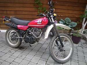 1980 Yamaha Xt 250