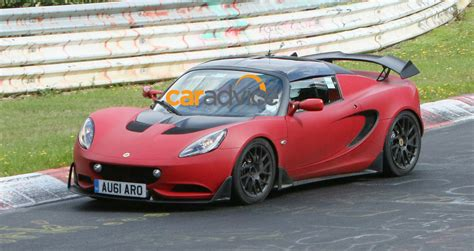 lotus elise  cup  road car spied  caradvice