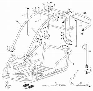 Go Kart Throttle Linkage Diagram