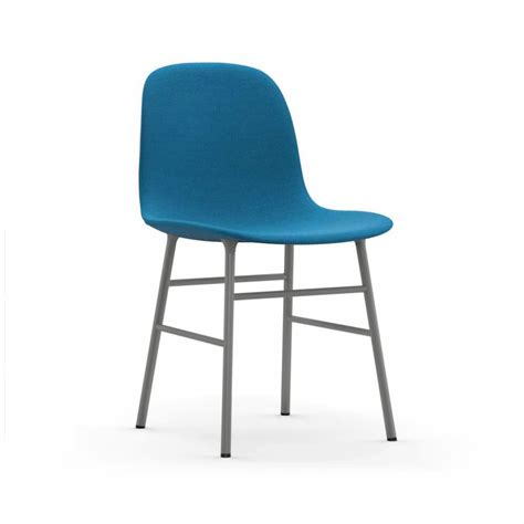 shop form dining chair fully upholstered