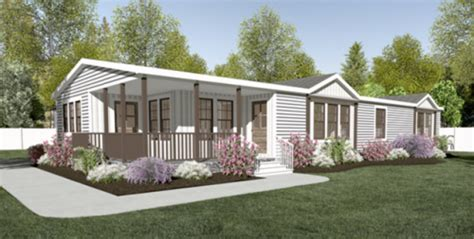 floor plans with porches manufactured home designs modern farmhouse style