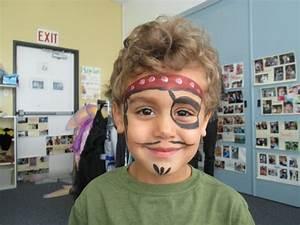 Maquillage Pirate Halloween : maquillage halloween enfant id es pour vos petits monstres ~ Nature-et-papiers.com Idées de Décoration