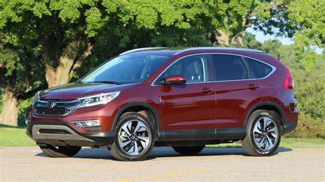 Honda Crv Reviews by Review 2016 Honda Cr V
