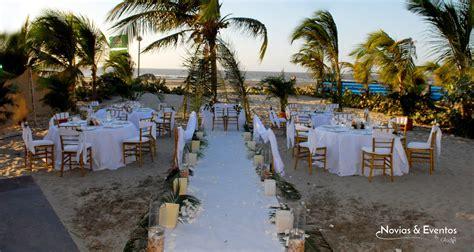 Decoración Bodas playa Novias y Eventos