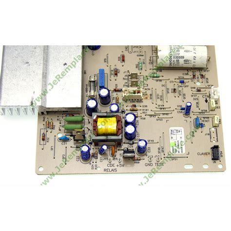 76x4223 carte 233 lectronique de puissance induction brandt sauter fagor