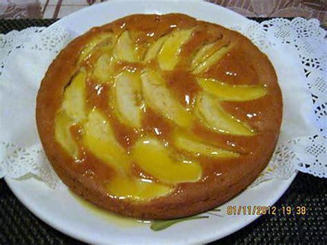 recette de gateau aux pommes ultra rapide