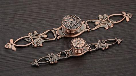 antique copper cabinet hardware antique furniture