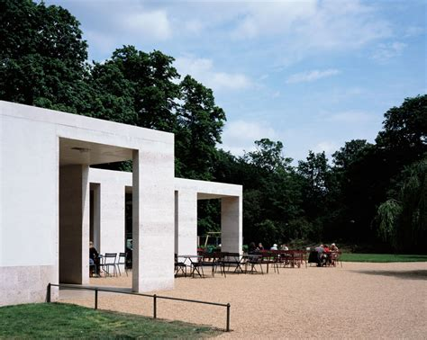 Chiswick House Café (london, Uk) « Caruso St John Architects