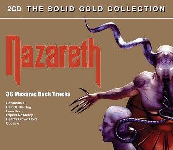 Nazareth  The Solid Gold Collection (2cd) Downloads