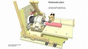 Pantorouter Plans 2018
