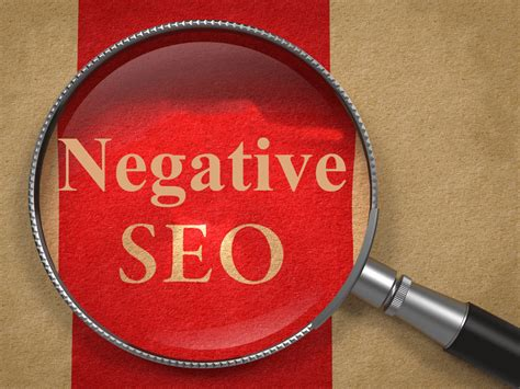 Seo Seo by Negative Seo From Links What You Can Do