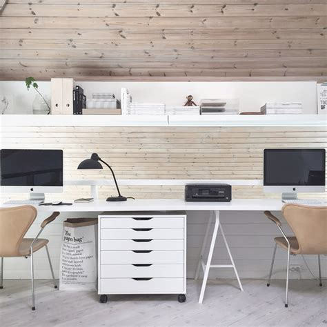 bureau pour la maison idées pour aménager un espace bureau à la maison