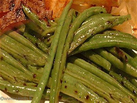 cuisiner haricots beurre cuisiner les haricots verts recette gigot d 39 agneau aux