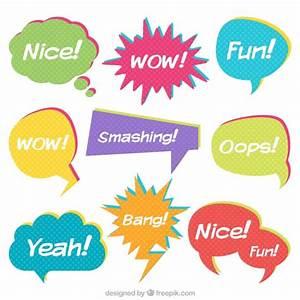 Colored Speech Bubble   www.pixshark.com - Images ...