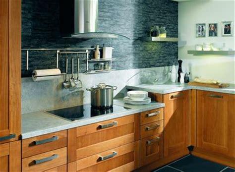 facade cuisine bois facade meuble cuisine bois brut image sur le design maison