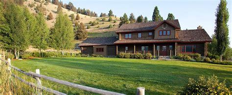 luxury accommodations bear house  ranch  rock creek