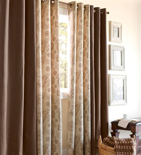 Plow & Hearth Suggest Insulated Thermal Curtains To Reduce