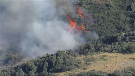 evacuations ordered  wildfire grows  deer creek canyon