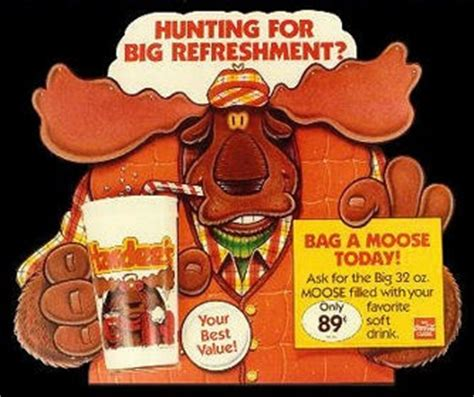 Who remembers the Moose Cup @ Hardees?? | What a great ...