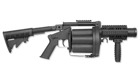 ASG / ICS - Multiple Grenade Launcher MGL MK 1S - 17339 ...