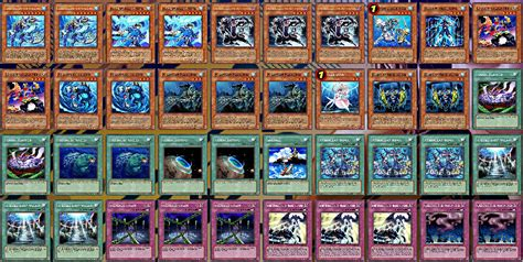 a legendary ninja deck by verlon
