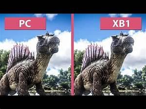 Ark Survival Evolved PC Low Vs Medium Vs High Vs