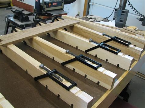 wood bar clamps  brevort  lumberjockscom