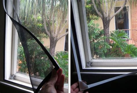 magnetic insect screens freedom retractable screens burleigh qld