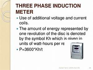 Power And Energy Measurement