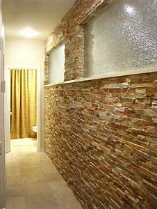 stacked rock wall tile tile design ideas With stacked stone interior wall ideas