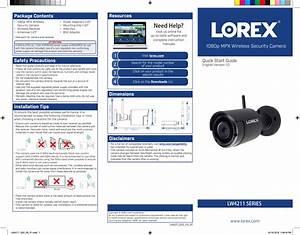 Lorex Technology Lw4211