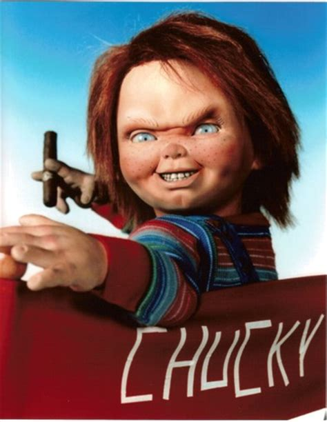 childs play images chucky wallpaper  background