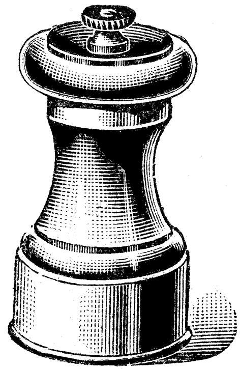 vintage clip art images vintage salt  pepper clipart