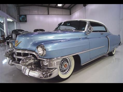 1953 Cadillac Series 62 Coupe Deville Notoriousluxury