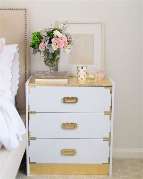 white ikea dresser hacks  transformations
