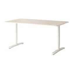 bureau ikea galant bekant desk birch veneer white ikea