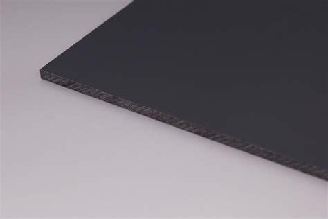 hpl fassadenplatten anthrazit hpl platten in 6mm st 228 rke in anthrazit 187 im trapezbleche onlineshop