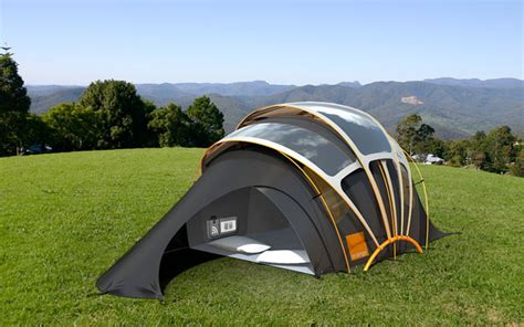 awesome tents   unique camping experience