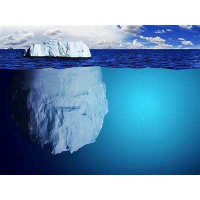 The Iceberg Theory of Judgmentrelinquishment