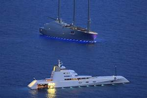 Why Have One Superyacht When You Can Have Two Russian39s