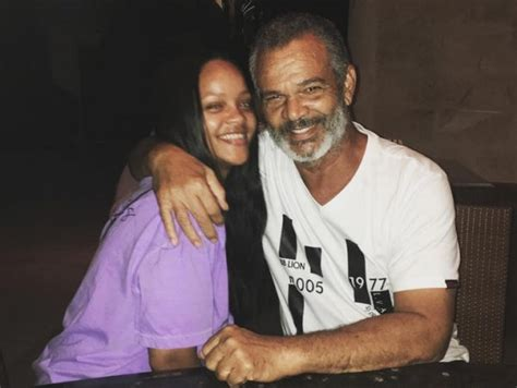 Rihanna Suing Her Father Over Use Of 'fenty' Name