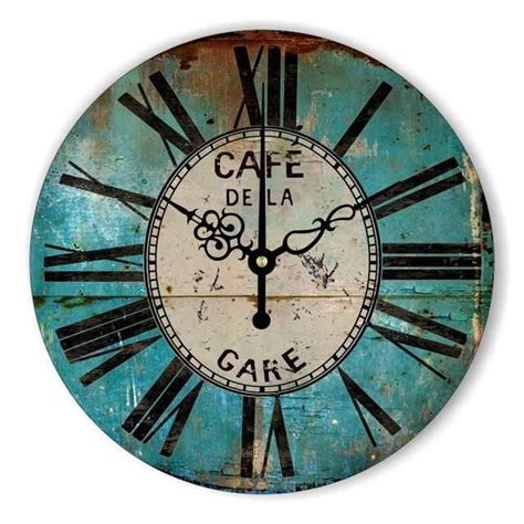 See more ideas about 3d wall, 3d wall decor, 3d wall panels. Retro Wall Decor Wall Clock Home Decoration Warranty 3 Years Vintage Decorative Wall Clock Roman ...