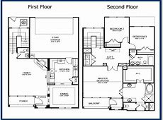 2 Story 3 Bedroom Floor Plans 2 Story Master Bedroom