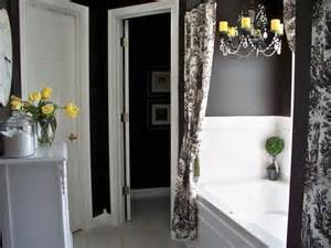 and black bathroom ideas colorful bathrooms from hgtv fans hgtv