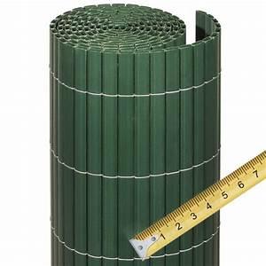 Sichtschutzmatten Kunststoff Meterware : sichtschutzmatte pvc kunststoff meterware r gen gr n sichtschutz ~ Eleganceandgraceweddings.com Haus und Dekorationen