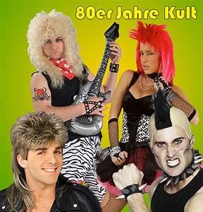Mode In Den 80ern : rock und pop in den 80er jahren stile und styles kost mpalast blog ~ Frokenaadalensverden.com Haus und Dekorationen