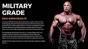 The Truth About Marine Muscle  Can You Really Count On It