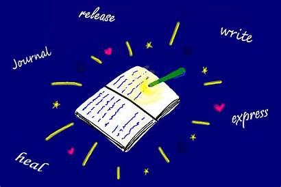 Journaling Power Healing Positive