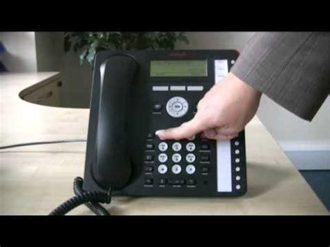 logging    avaya ip office  series telephone